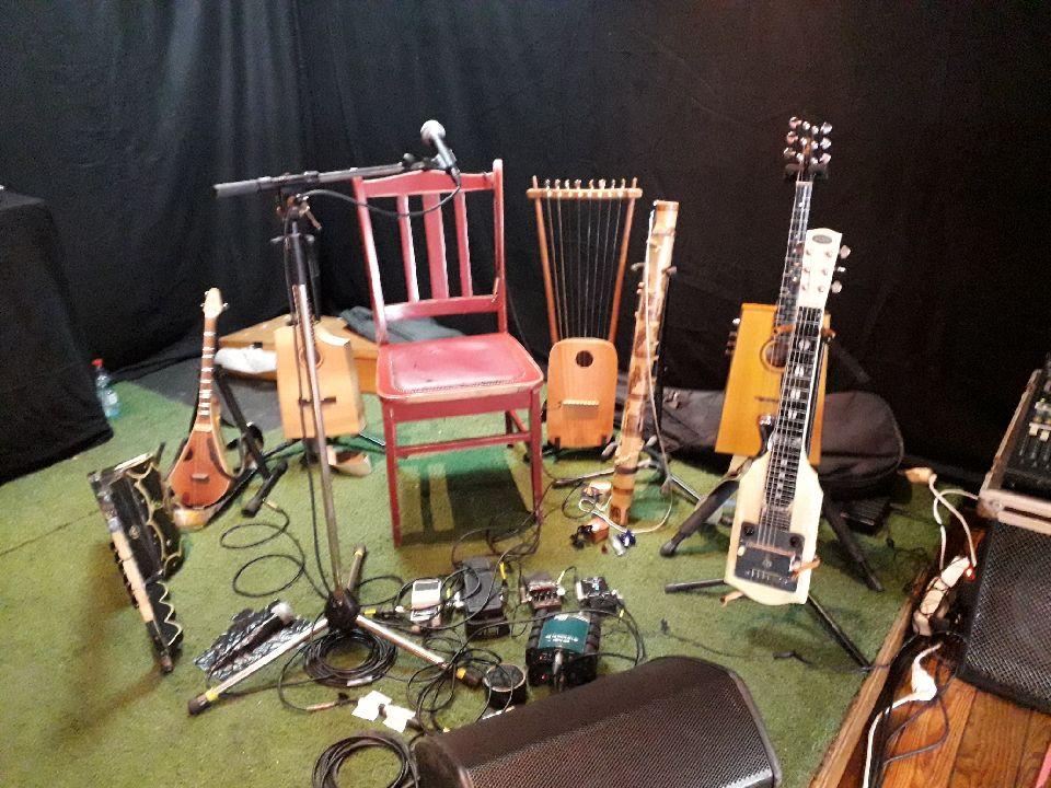 Instruments de Tao Ravao