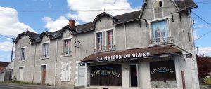 La Maison du Blues à 41160 Saint Hilaire la Gravelle