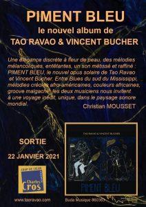 Flyer Piment Bleu avec Coup de Coeur Académie Charles Cros